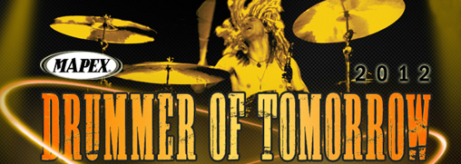 .MAPEX - Drummer of Tomorrow.
