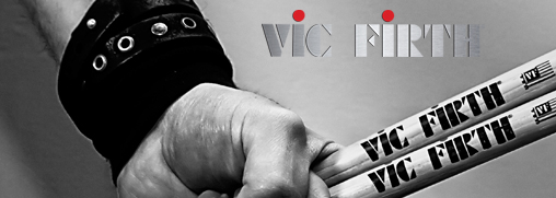 .Vic Firth - Leading the World.